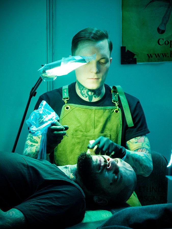 Nie Tatuaż Nie Boli Ethnodsgn